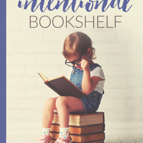 The Intentional Bookshelf by Sam Munoz
