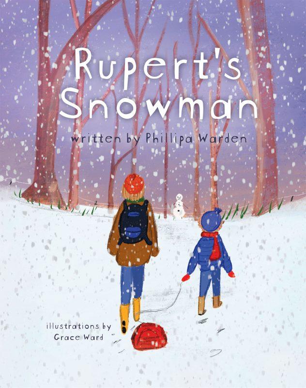 Rupert's Snowman